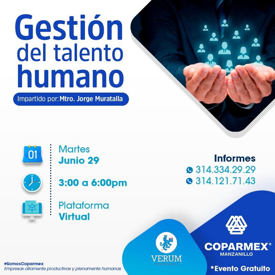Eventos Manzanillo COPARMEX