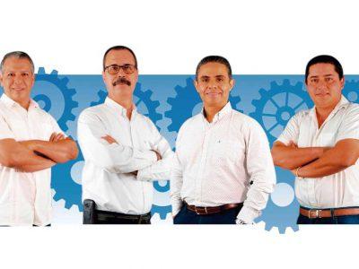 Comisión Comercio COPARMEX Manzanillo